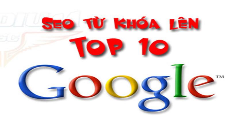 dịch vụ seo web lên top