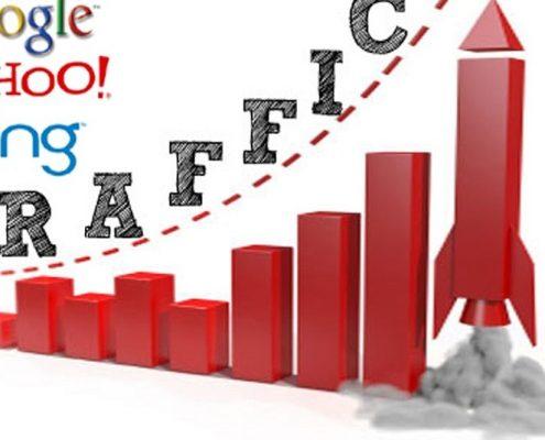 tăng lượt traffic cho web