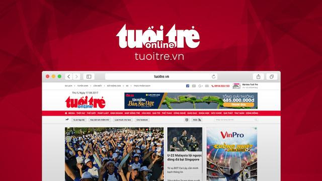 Các hình thức quảng cáo trên báo tuổi trẻ online